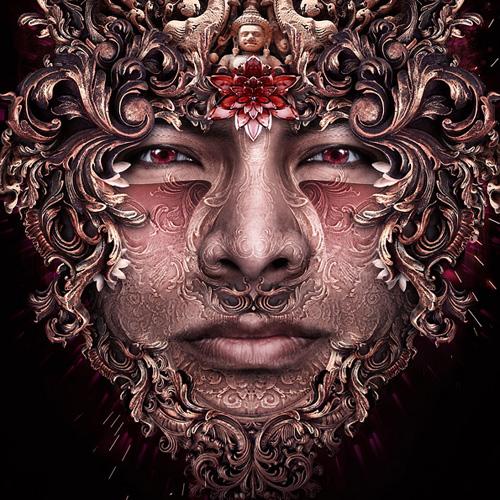 Gott der Maya