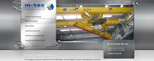 metalltechnik-verden.de